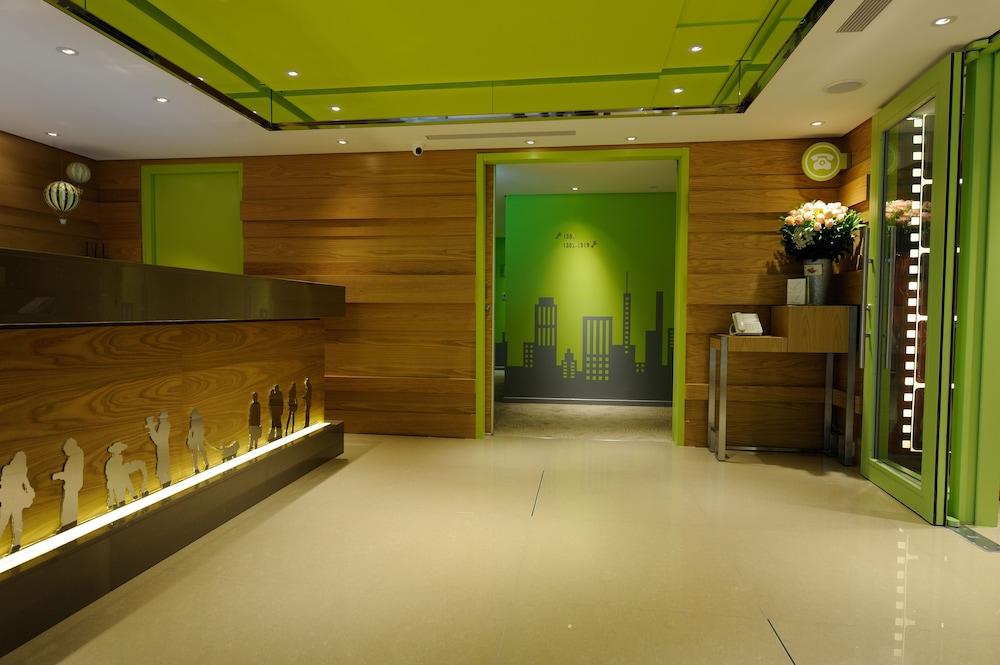 Green World Hotel Zhonghua Details And Photos Taipei Taiwan